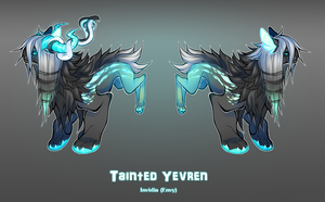Tainted Yevren - Envy (cancelled) by VanillaToxin