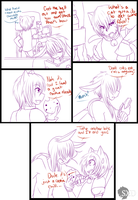 Room-mates 2 - Just a cookie by Simple-PhobiaXD