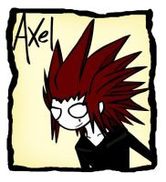 Axel. by Slinkers