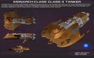 Monarch class tanker ortho [New] by unusualsuspex