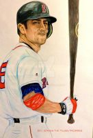 Nomar Boston Tribute Art 2 by emmatai88