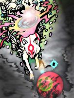 Okami Amaterasu EV2 by dd4rri3nd