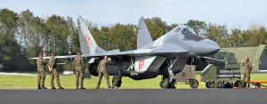 Mig-29 check before flight by BDStudio