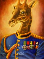 General G-raffe by akki
