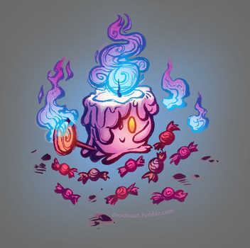 Litwick by droidnaut7