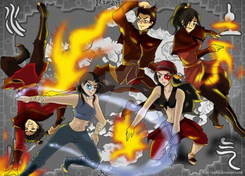 ATLA-Our story by Asphil
