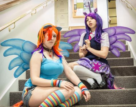 Twilight Sparkle Cosplay by AshiviAlpha