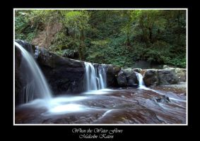 When the Water Flows by FireflyPhotosAust