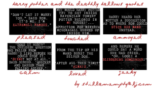 deathly hallows quotes by xxBrokenPromises