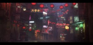 Boulon Project - Chinatown by Skunzful