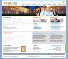 Zoyatech by xtreamgraphic