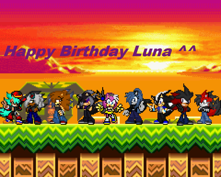 Happy Birthday Luna ^^ by xXKaiserKnightWolfXx
