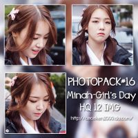 Photopack #16: Minah Girl's Day by CeCeKen2000