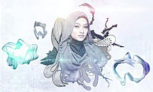 The beauty of hijab by takakoinwonderland
