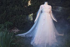Meadow Mist Bridal Gown by Lillyxandra