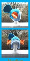 Mudkip Hat by Chochomaru