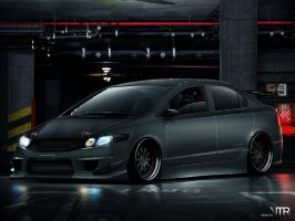 New Civic by Mr-Joelson