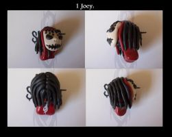 joey chibi slipknot 1st by slipkrich