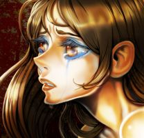 Stained Tears by Zinfer