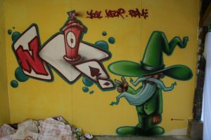 Graffiti Kampagnarts2014 Imp by YoulDesign