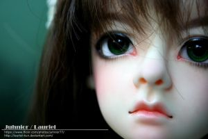 Alais... and new faceup by lauriel-kun