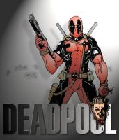 Deadpool by RobD4E