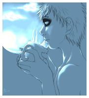 Gaara- Sunrise Coffee -Gift by mreviver