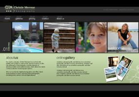 Photography Portfolio website by kcmoney13