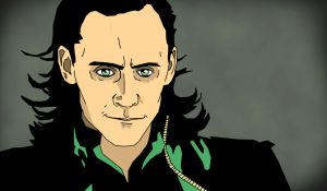 Loki: God Of Mischief by NiteOwl94
