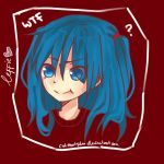 headshot example Laffie by Ciel-Heartfilia