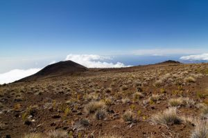 Haleakala Stock 4 by leeorr-stock
