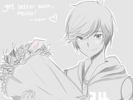Get Better Mento by Hourglass34
