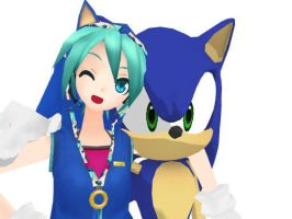 Sonic_and_Miku_are_good_friends by SonicMiku16