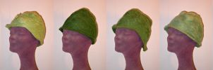Green Hats by 1anina