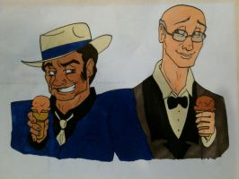 Gangsters Can Still Eat Icecream by FlyingPenguin567