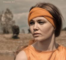 Orange by RavensLane