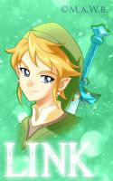 Link by Drachea Rannak by shinrah