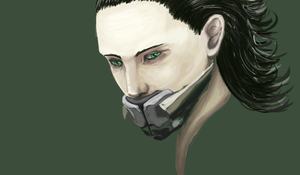 WIP - Loki by Corrupted-Mooch