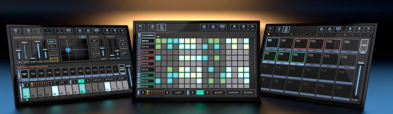 G-Stomper Drum Machine App by geranatali