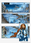 Advent Calendar 2014 - The Frozen Sea, day one by smokewithoutmirrors