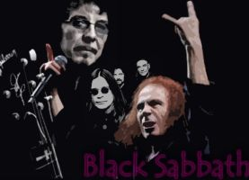 Black Sabbath Wallpaper by Mick81