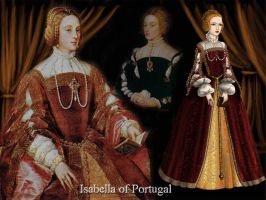 Isabella of Portugal by Nurycat
