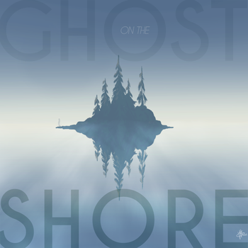 Ghost on the shore - mockup by CobaltSunrise