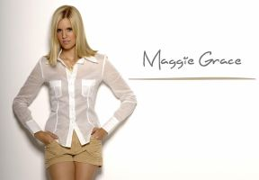 Maggie Grace by ArtSlash13