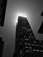 dark tower by Mjag