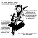 Philosophy of Dave Grohl by deanfenechanimations