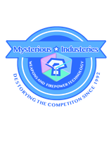 Mysterious Industeries by amazingprophet