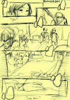 SHINee-Sketch-Yok-Love Pain by xxxsai