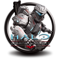 Halo : Spartan Assault icon by S7 by SidySeven