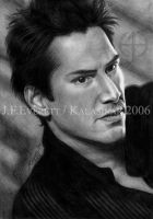 Keanu Reeves by Kalasinar